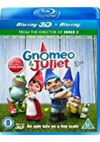 Gnomeo and Juliet - 3D Blu-ray