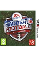 Madden Football 3D - 3DS