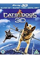 Cats and Dogs - The Revenge of Kitty Galore - 3D Blu-ray