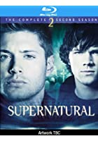 Supernatural - Season 2 - Complete