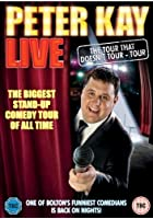 Peter Kay Live - The Tour That Doesn&#39;t Tour - Tour