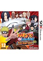 Naruto Shippuden 3D: The New Era - 3DS
