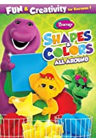 Barney - Shapes And Colours All Round