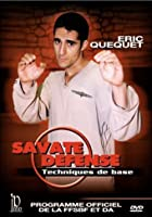 Eric Quequet - Savate Defense Basic Techniques
