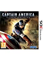 Captain America: Super Soldier - 3DS