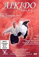 Shihan Reiner Brauhardt Kyoshi - Aikido From A To Z - Basic Techniques Vol.1