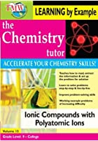 The Chemistry Tutor Vol.15 - Ionic Compounds With Polyatomic Ions