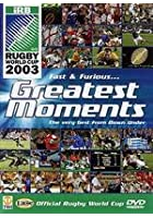 Rugby World Cup - Greatest Moments - 2003