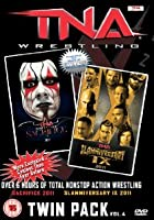 TNA Wrestling - Twin Pack - Sacrifice 2011 and Slammiversary 2011