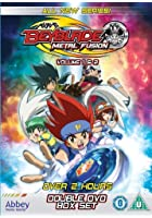 Beyblade Metal Fusion - Vols 1-2