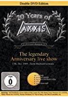 Axxiis - The Legendary Anniversary Show