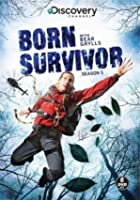 Bear Grylls - Born Survivor - Season 5 - Complete