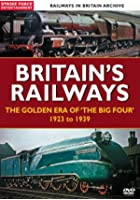 Railways In Britain Archive - The Golden Age Of The Big Four 1920-1939