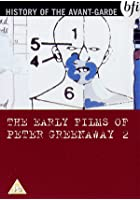 The Early Films Of Peter Greenaway - Vol. 2