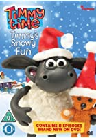 Timmy Time - Timmy's Snow Fun
