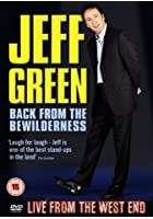 Jeff Green - Back From The Bewilderness