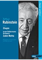 Arthur Rubinstein - Chopin Piano Concerto No 2