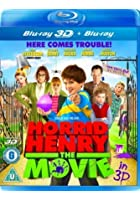 Horrid Henry - The Movie - 3D Blu-ray
