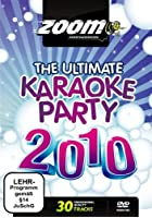 Zoom Karaoke - The Ultimate DVD Karaoke Party 2010