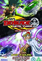 Beyblade Metal Fusion Vol.3-4