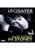 Leo Sayer - One Night In Sydney