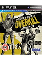 Playstation Move: House of the Dead: Overkill - Extended Cut