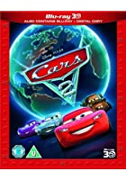 Cars 2 - 3D Blu-ray