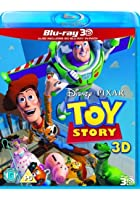 Toy Story - 3D Blu-ray