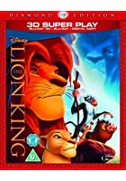 The Lion King - 3D Blu-ray