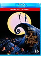 The Nightmare Before Christmas - 3D Blu-ray