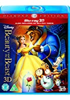 Beauty And The Beast - 3D Blu-ray