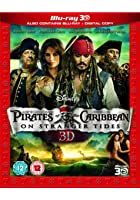 Pirates of the Caribbean - On Stranger Tides - 3D Blu-ray