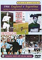 England Vs Argentina - 1966 World Cup Semi-Final