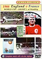 England Vs France - 1966 World Cup Group Match