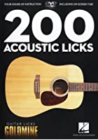 Guitar Licks Goldmine - 200 Acoustic Licks
