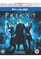 Priest - 3D Blu-ray