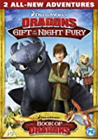 Dreamwork's Dragons - Gift Of The Night Fury and Book of Dragons