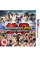 Tekken 3D: Prime Edition - 3DS