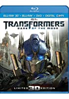 Transformers - Dark Of The Moon - 3D Blu-ray