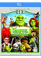 Shrek Forever After - 3D Blu-ray