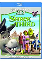 Shrek the Third - 3D Blu-ray