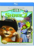 Shrek 2 - 3D Blu-ray