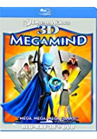 Megamind - 3D Blu-ray