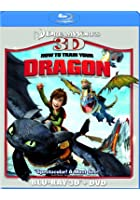 How To Train Your Dragon - 3D Blu-ray