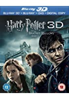 Harry Potter and the Deathly Hallows - Part 1 - 3D Blu-ray