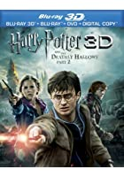 Harry Potter and the Deathly Hallows - Part 2 - 3D Blu-ray