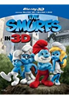 The Smurfs - 3D Blu-ray