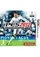 PES 2012: Pro Evolution Soccer - 3DS