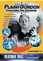 Flash Gordon Conquers The Universe - Chapters 1 To 6