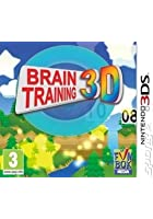 Brain Training 3D - 3DS